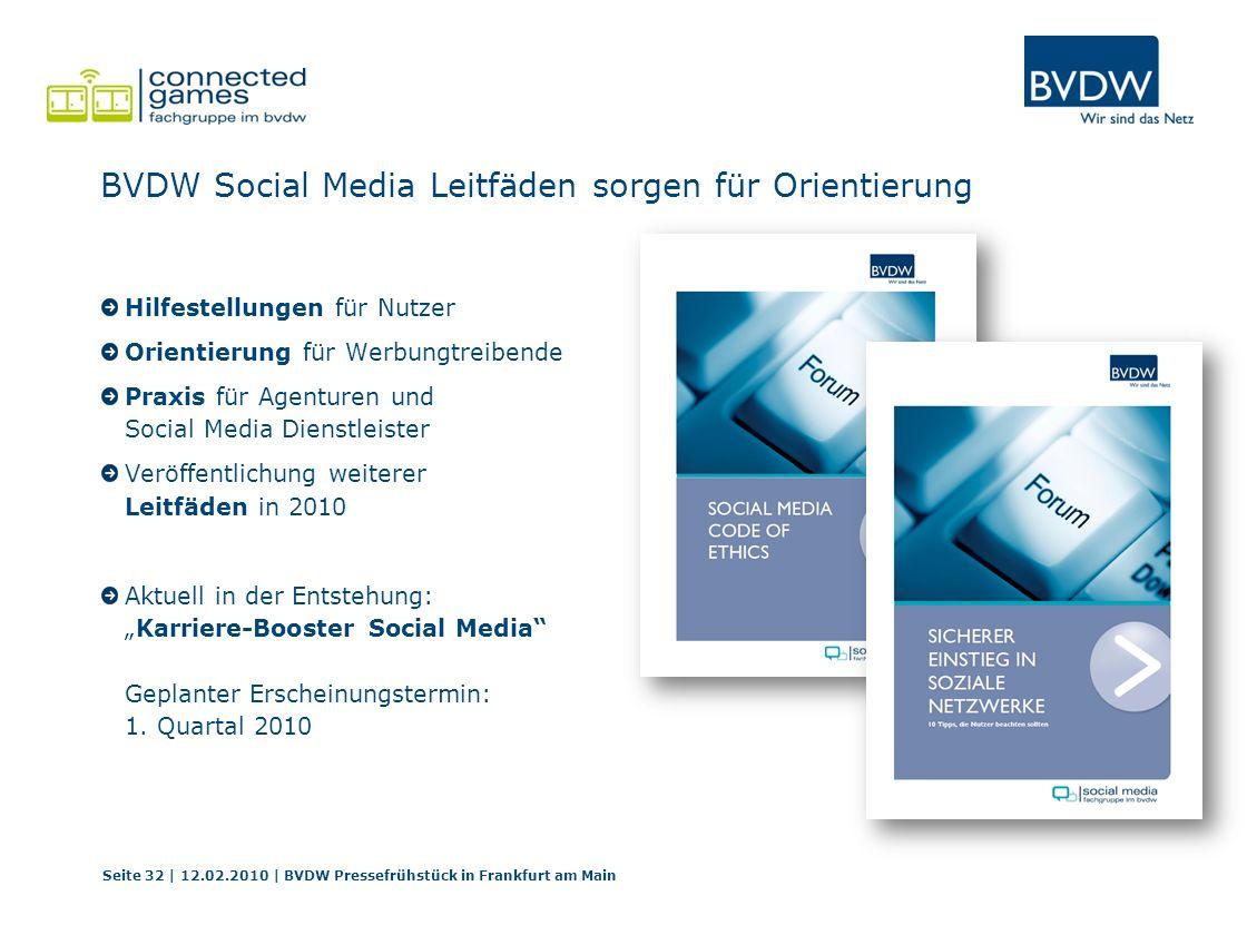 BVDW Social Media Leitfäden sorgen für Orientierung