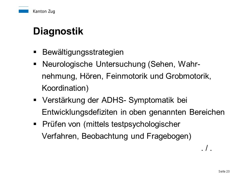 Diagnostik Bewältigungsstrategien