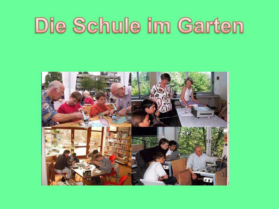 Die Schule im Garten