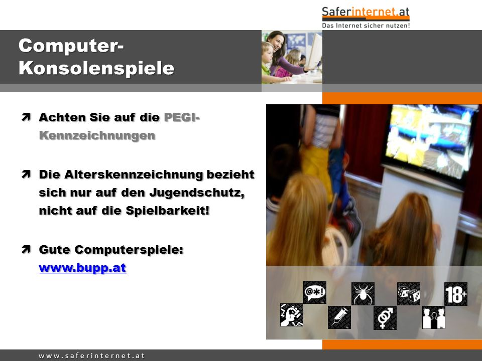 Computer- Konsolenspiele
