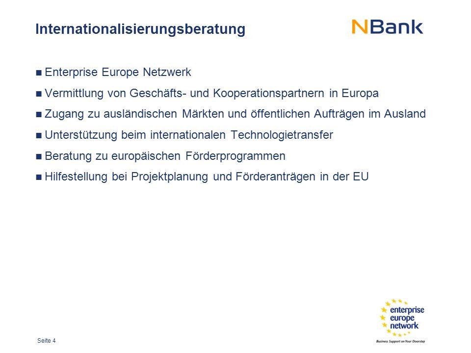 Internationalisierungsberatung