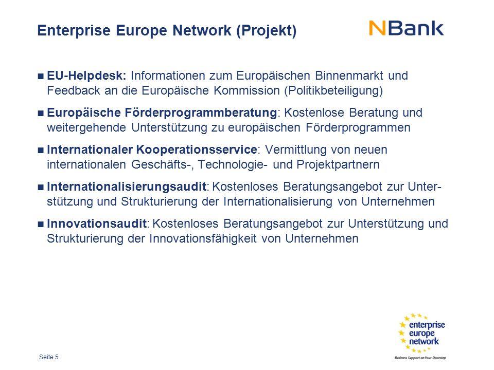 Enterprise Europe Network (Projekt)