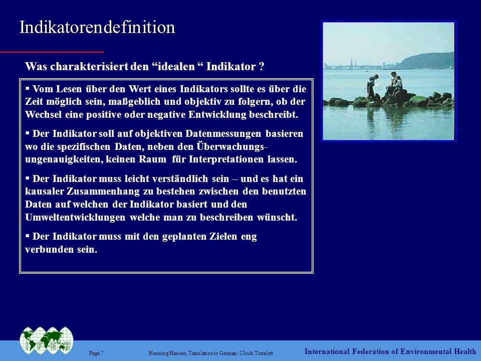 Indikatorendefinition
