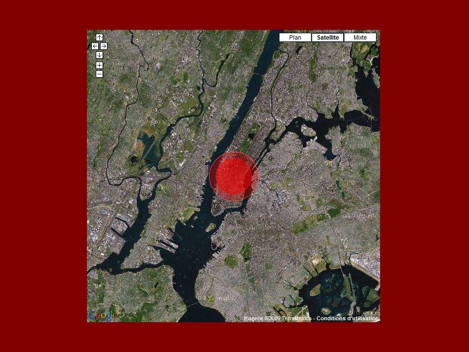 Innerhalb einer 1/1000 Sekunde würde sich ein Feuerball formen, der sich über gut drei km mal sechseinhalb km erstrecken würde.