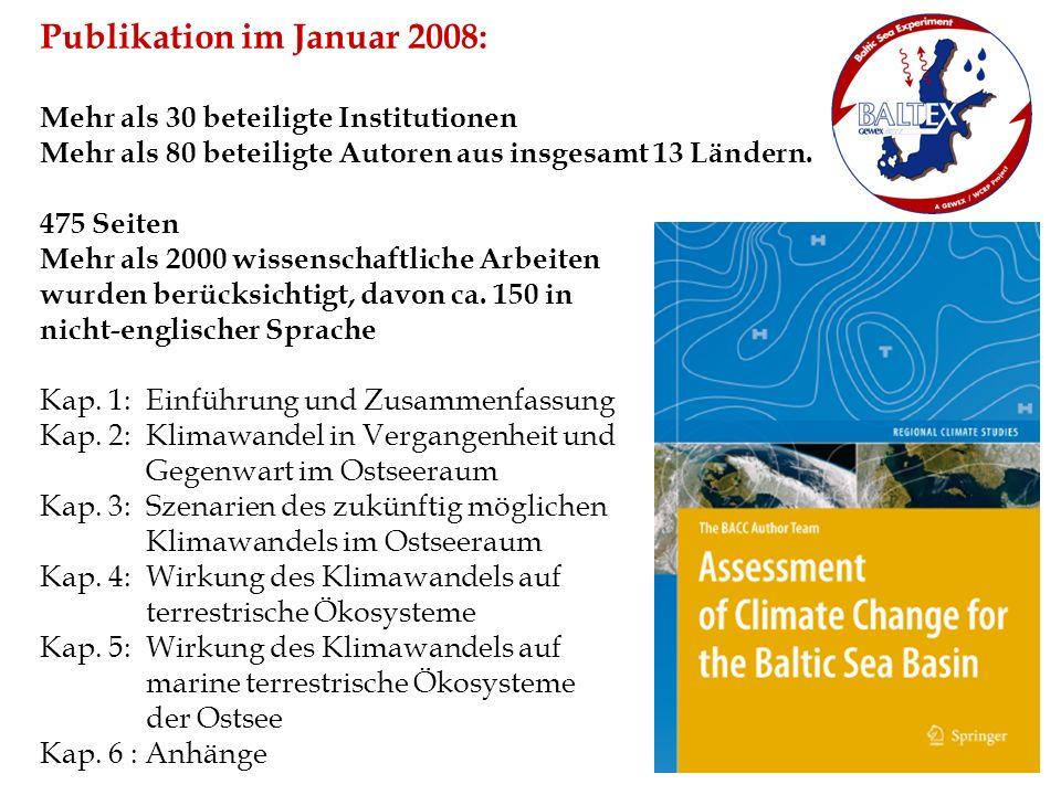 Publikation im Januar 2008: