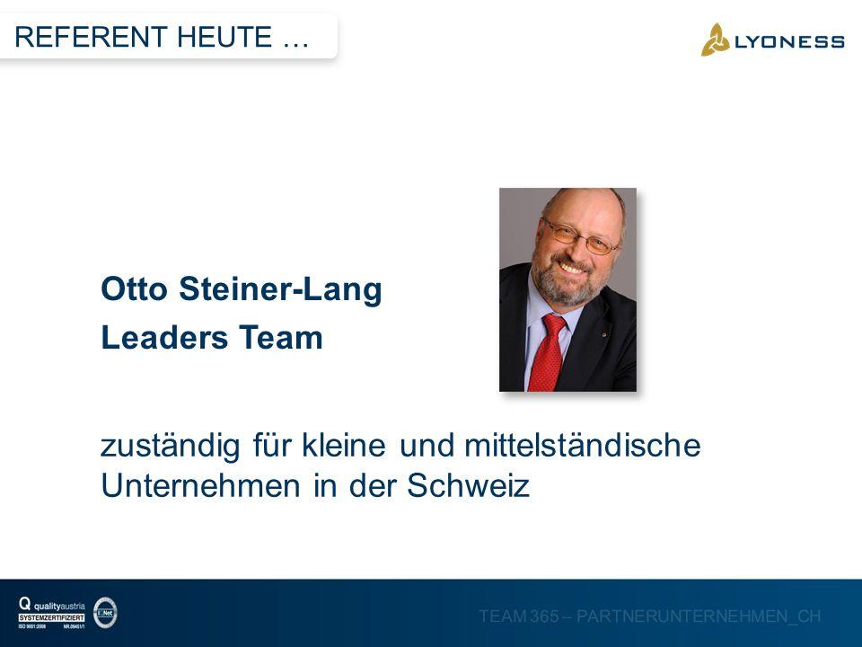 zuständig für kleine und mittelständische Unternehmen in der Schweiz