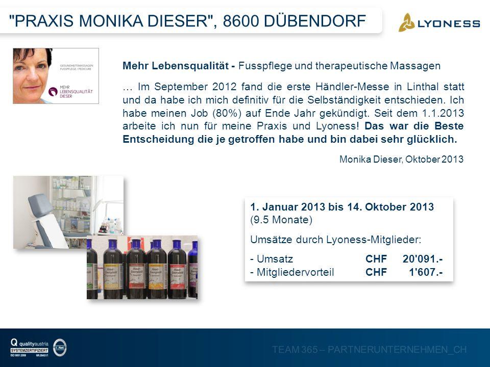 PRAXIS MONIKA DIESER , 8600 DÜBENDORF