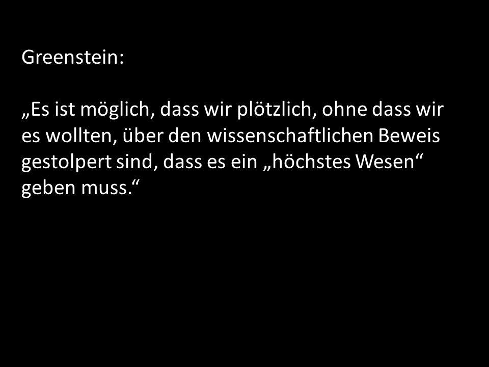 Greenstein: