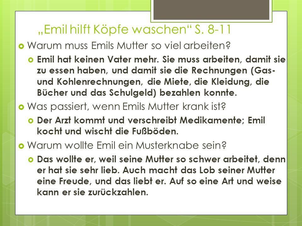"""""""Emil hilft Köpfe waschen S. 8-11"""