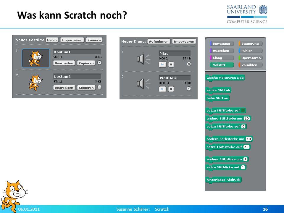 Susanne Schärer: Scratch