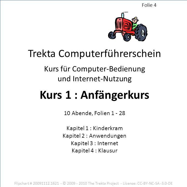 Trekta Computerführerschein