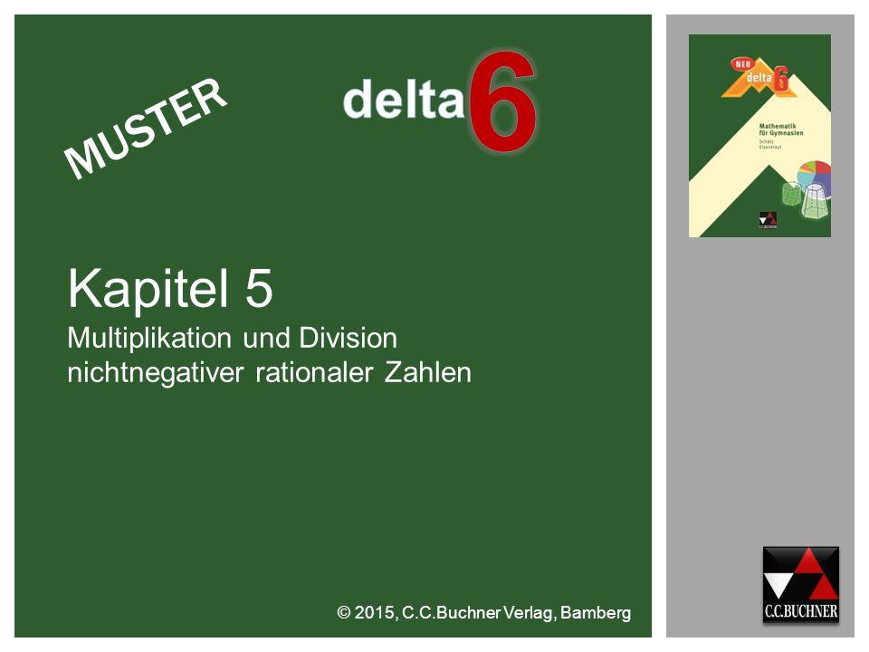 6 delta Kapitel 5 MUSTER Multiplikation und Division
