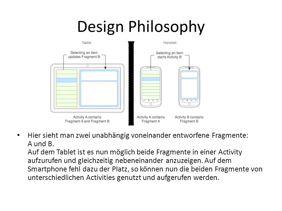 Design Philosophy