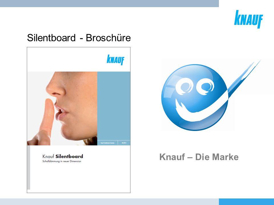 Silentboard - Broschüre