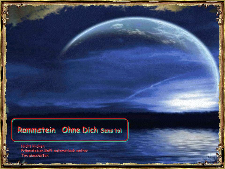 Rammstein Ohne Dich Sans toi