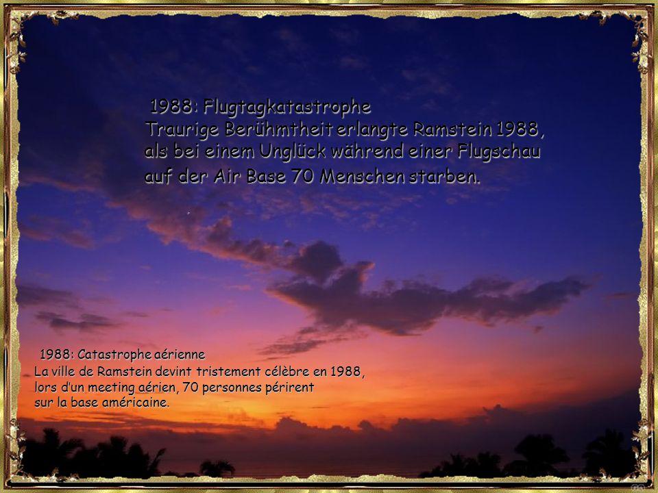 1988: Catastrophe aérienne
