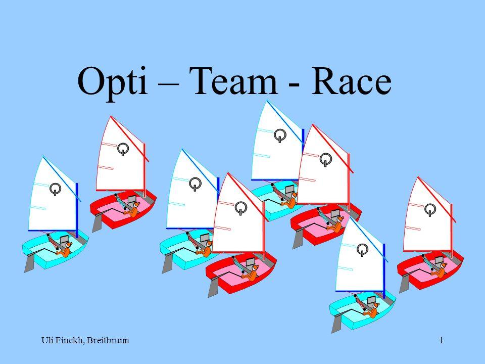 Opti – Team - Race Uli Finckh, Breitbrunn