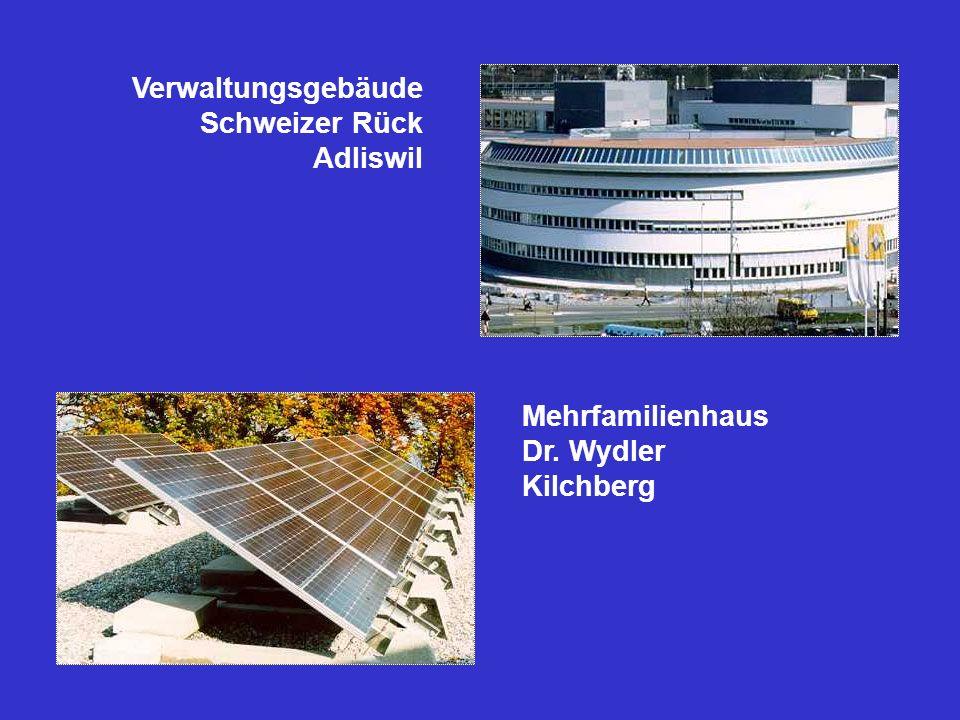 Verwaltungsgebäude Schweizer Rück Adliswil