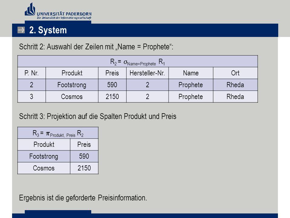 2. System