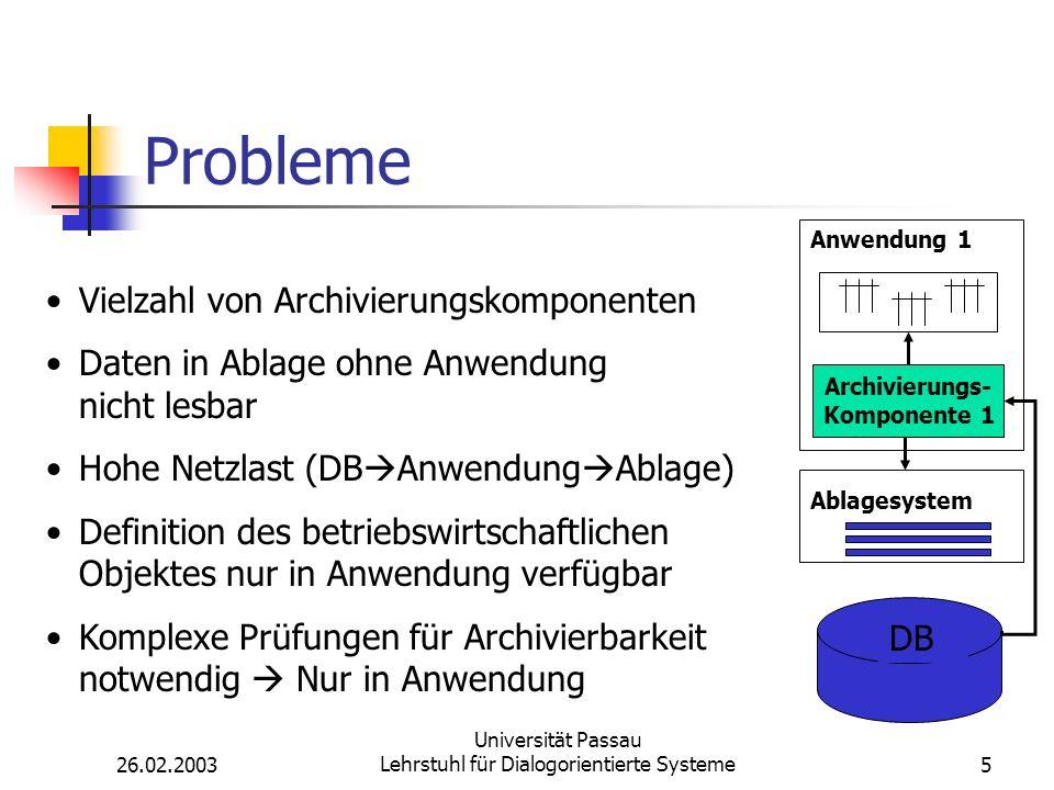 Lehrstuhl für Dialogorientierte Systeme