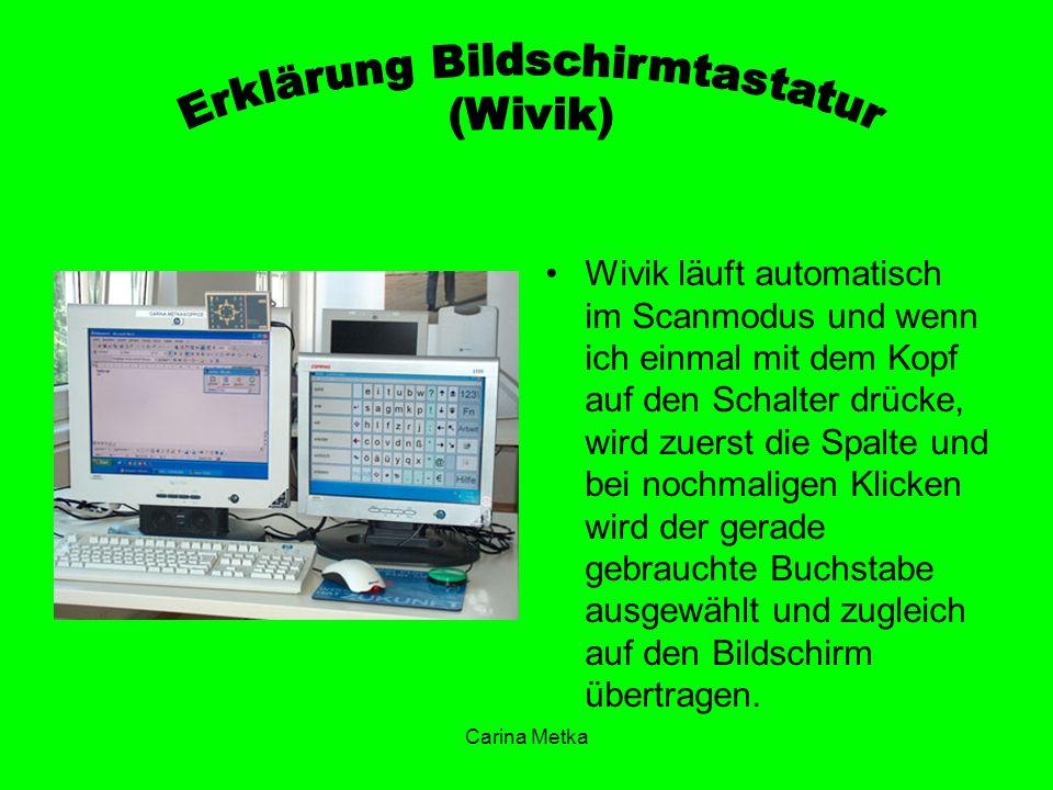 Erklärung Bildschirmtastatur