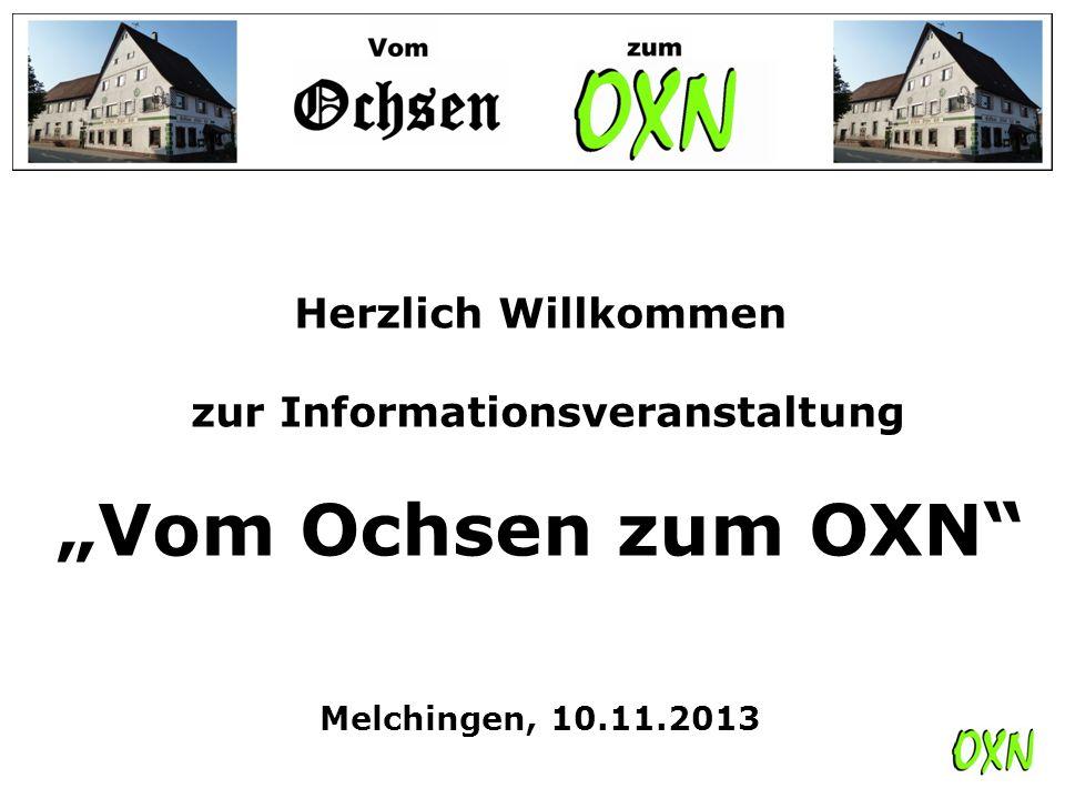 """""""Vom Ochsen zum OXN Melchingen, 10.11.2013"""