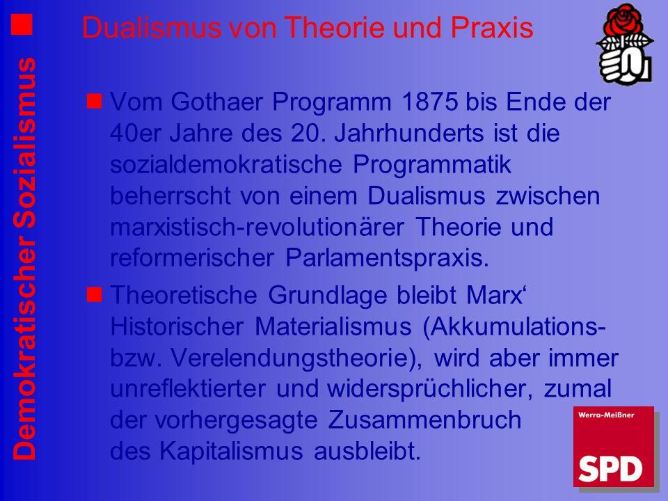 Dualismus von Theorie und Praxis