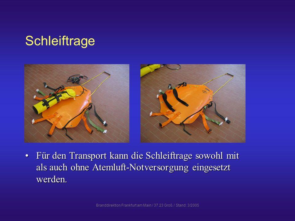 Branddirektion Frankfurt am Main / 37.23 Groß / Stand: 3/2005
