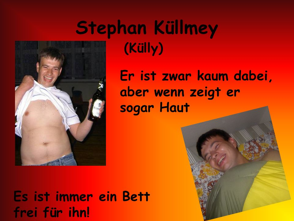 Stephan Küllmey (Külly)
