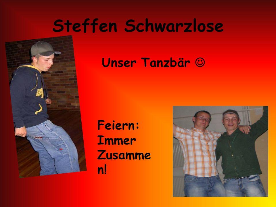 Steffen Schwarzlose Unser Tanzbär  Feiern: Immer Zusammen!