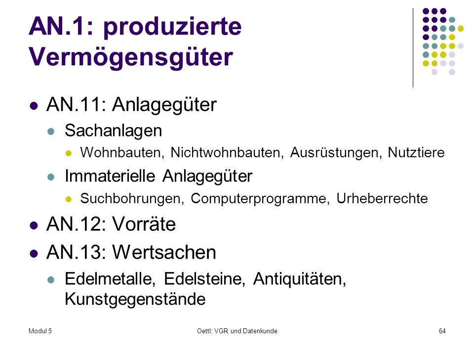 AN.1: produzierte Vermögensgüter