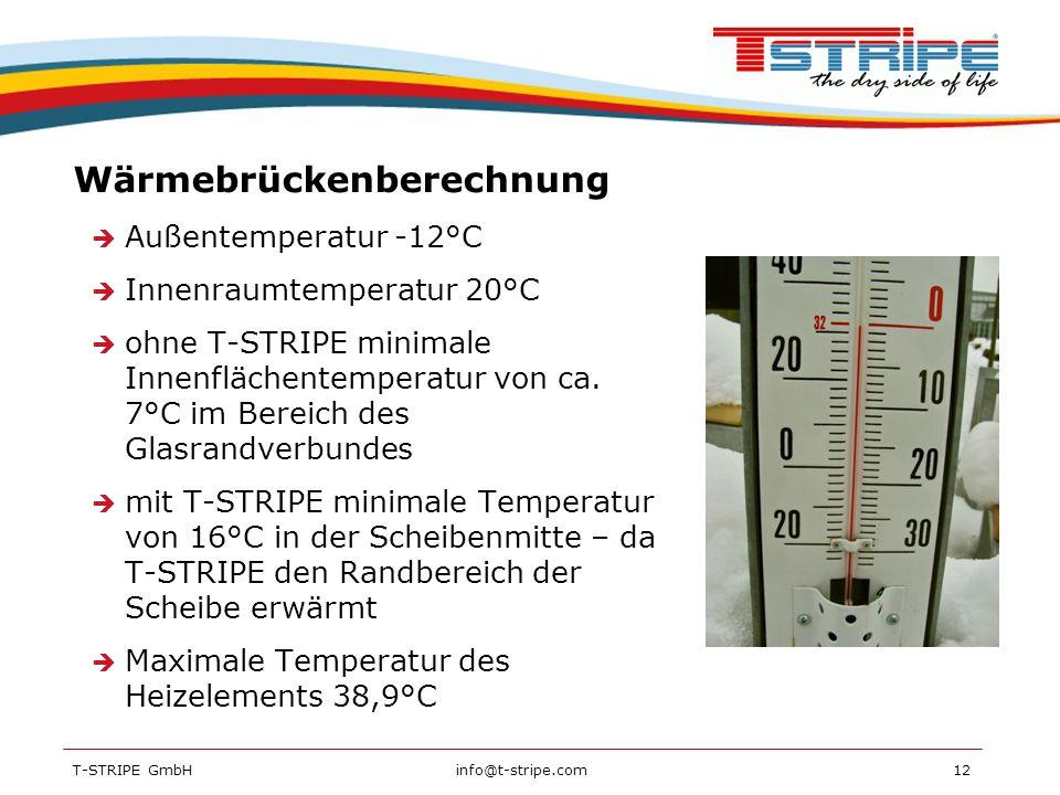 Wärmebrückenberechnung