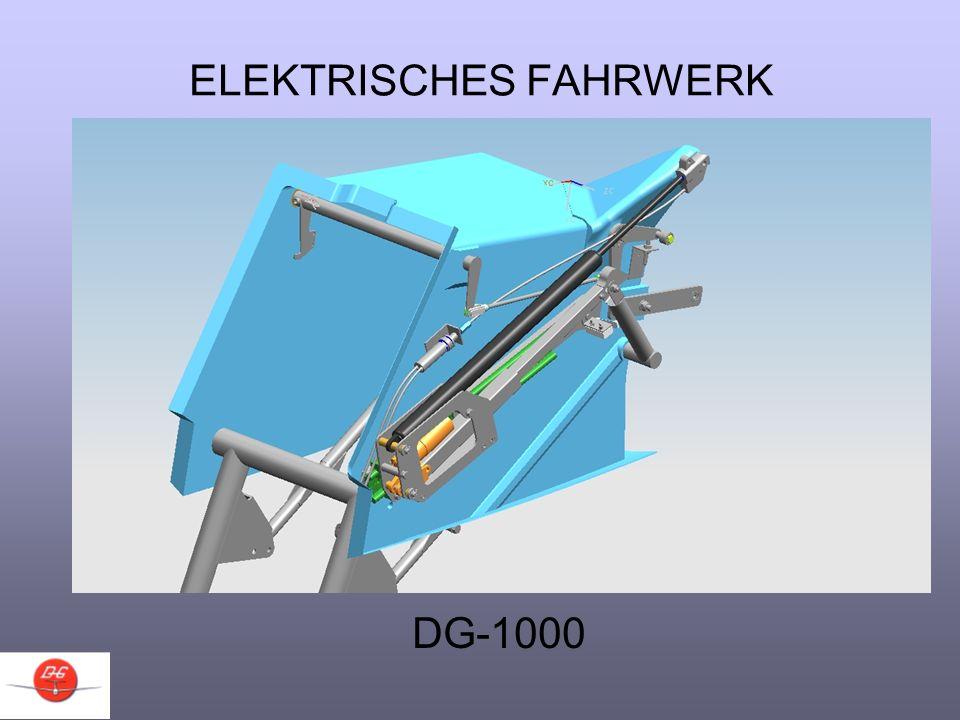 ELEKTRISCHES FAHRWERK
