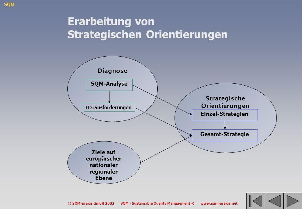 Erarbeitung von Strategischen Orientierungen