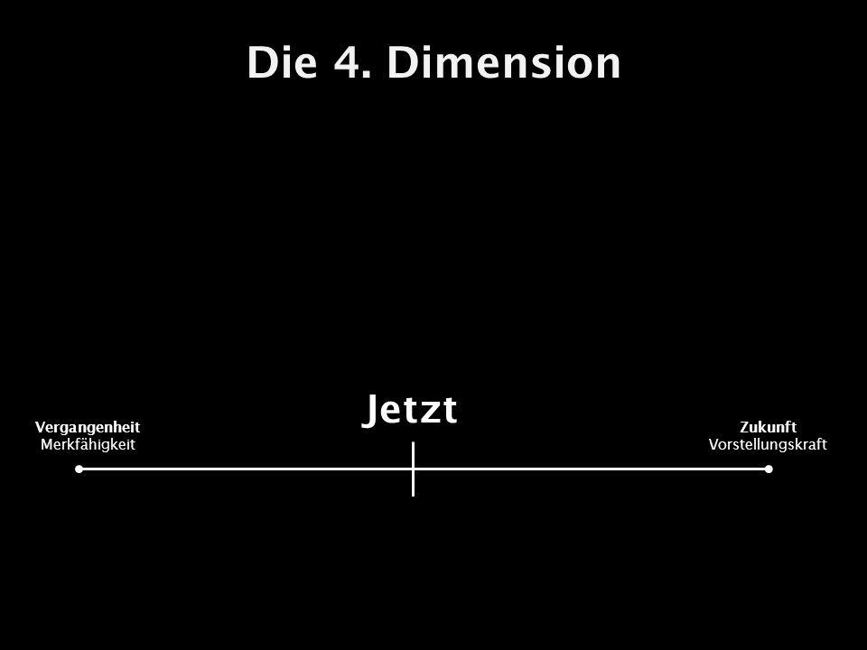 Die 4. Dimension Jetzt Vergangenheit Merkfähigkeit