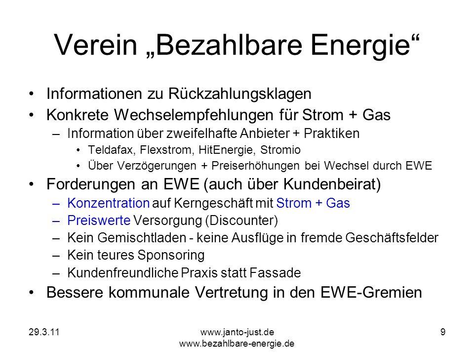 "Verein ""Bezahlbare Energie"