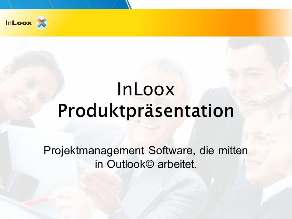 InLoox Produktpräsentation