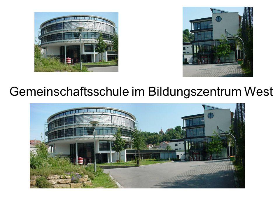 Gemeinschaftsschule im Bildungszentrum West