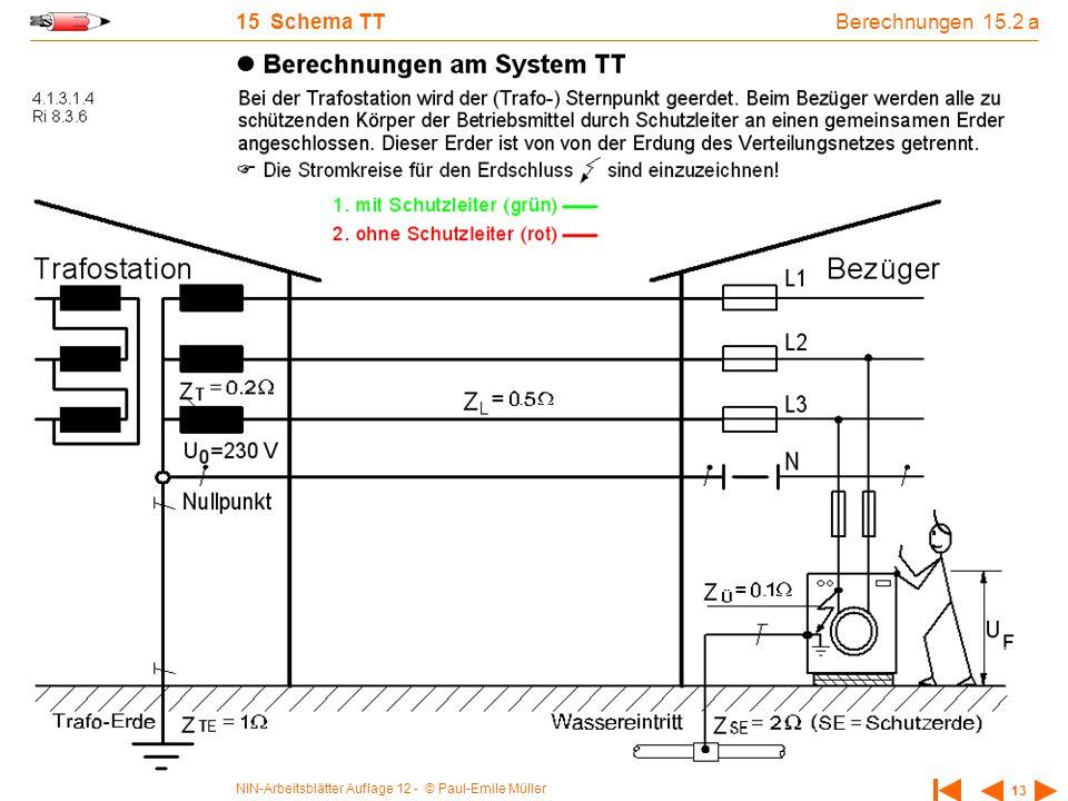 15 Schema TT Berechnungen 15.2 a