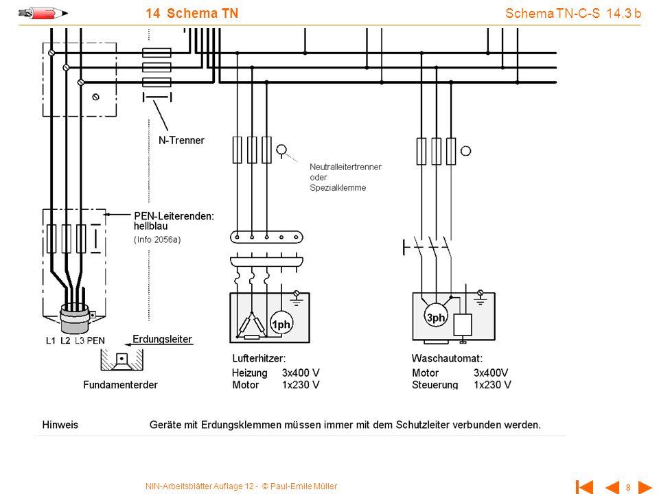 14 Schema TN Schema TN-C-S 14.3 b