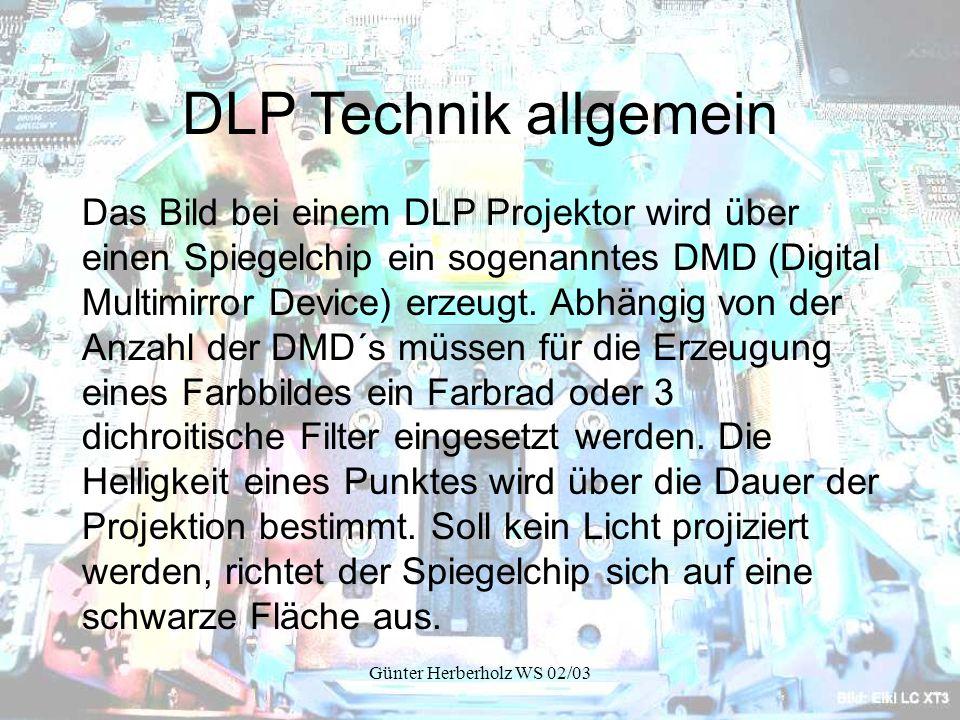 DLP Technik allgemein