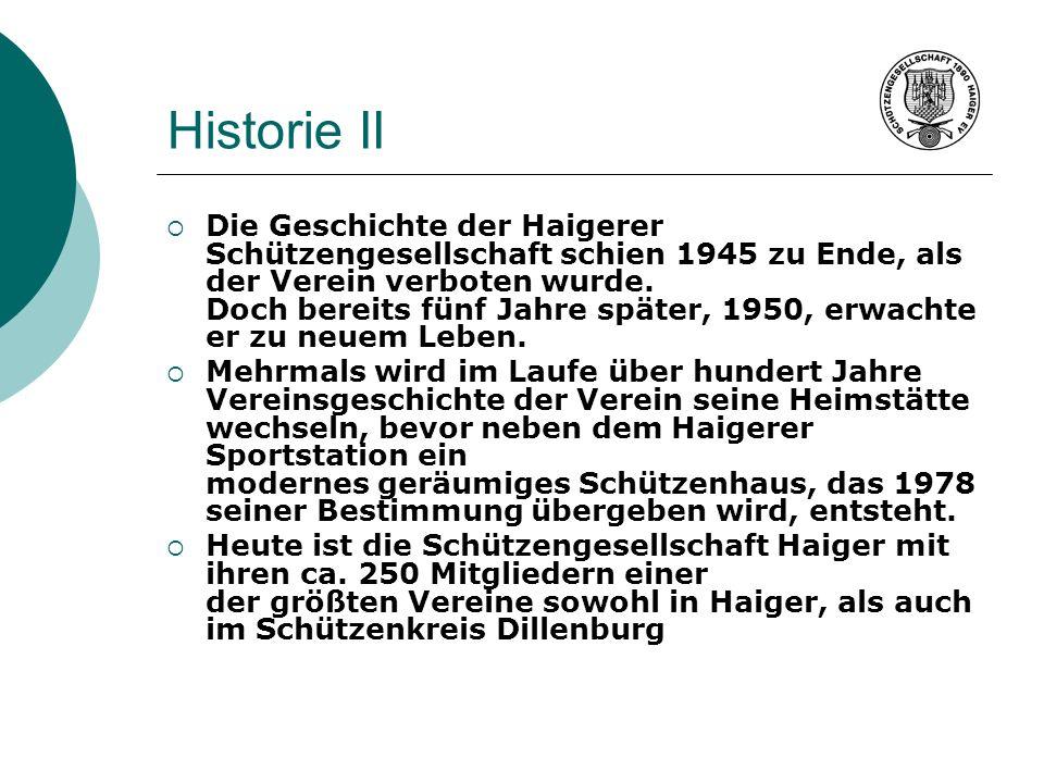 Historie II