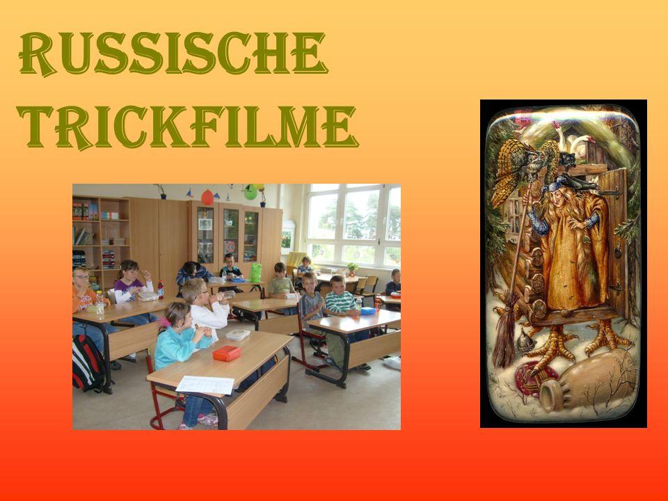 Russische Trickfilme