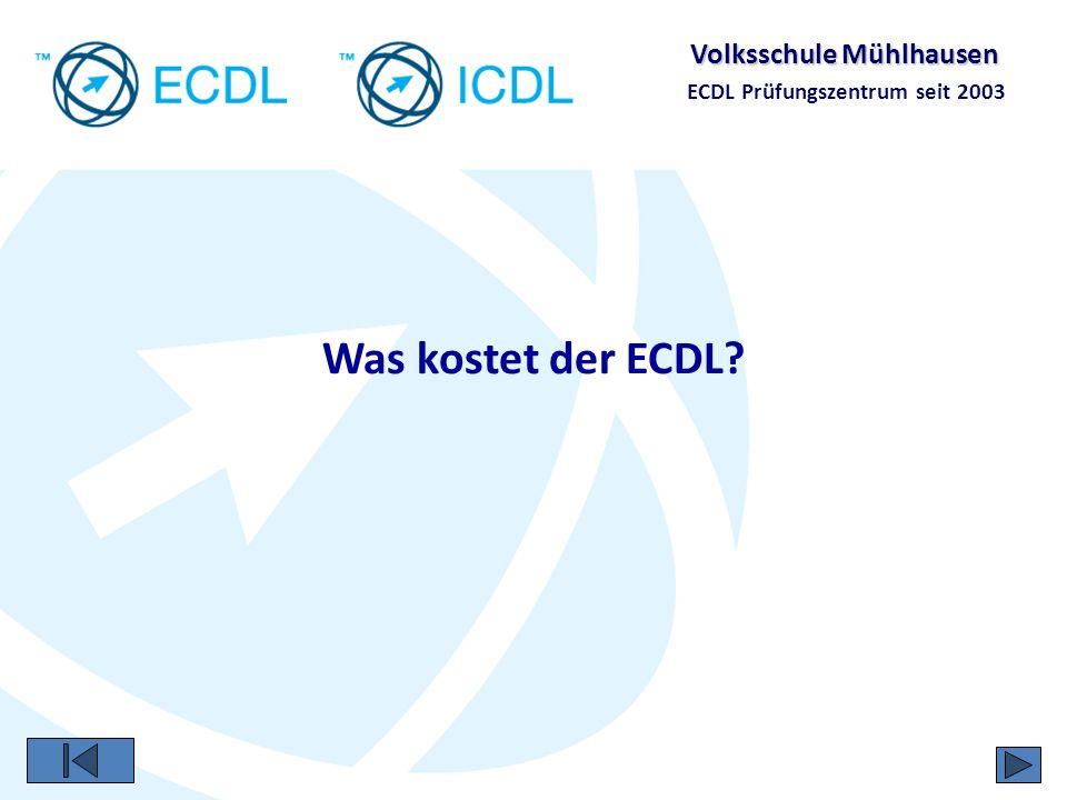 Was kostet der ECDL