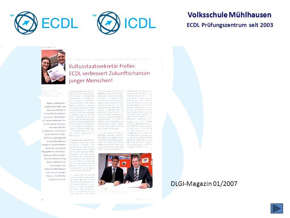 DLGI-Magazin 01/2007