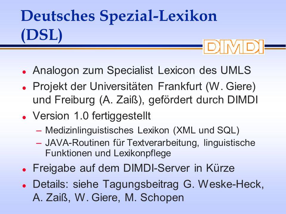 Deutsches Spezial-Lexikon (DSL)