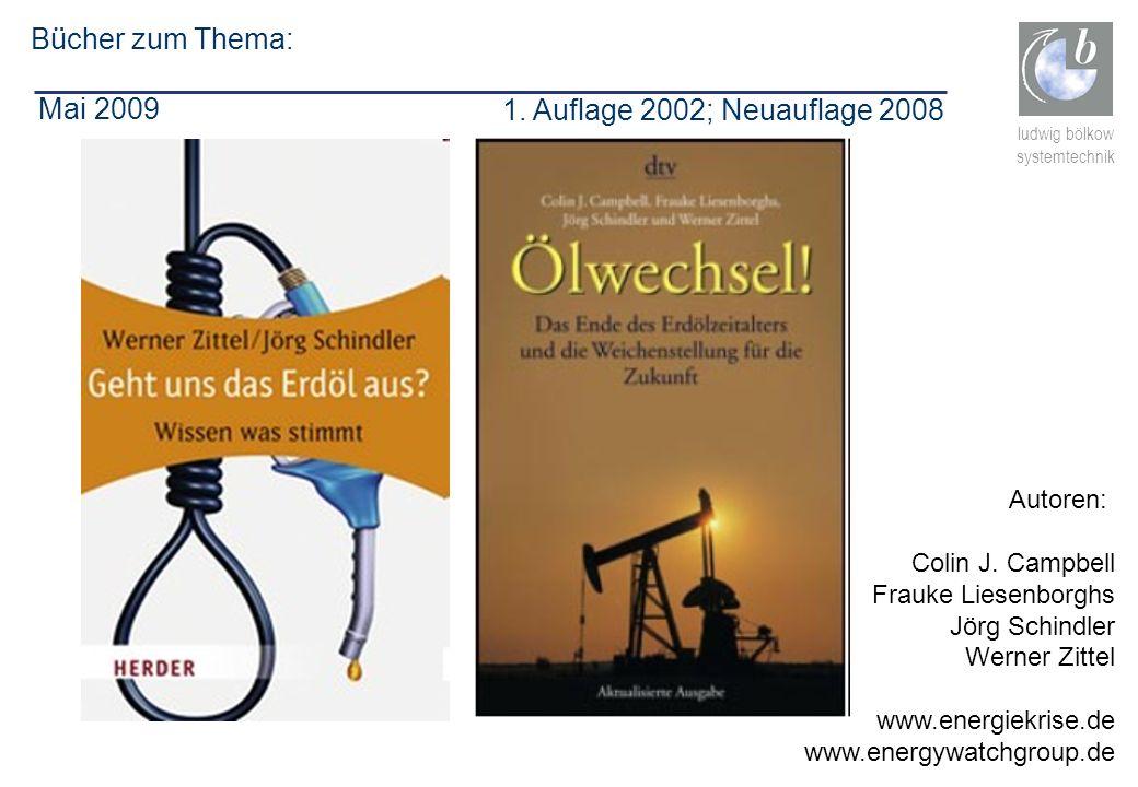 Bücher zum Thema: Mai 2009 1. Auflage 2002; Neuauflage 2008 Autoren: