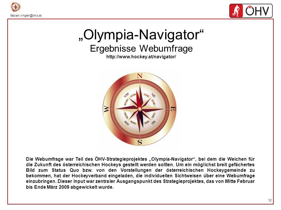 """Olympia-Navigator Ergebnisse Webumfrage http://www. hockey"