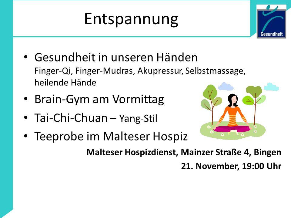 Entspannung Gesundheit in unseren Händen Finger-Qi, Finger-Mudras, Akupressur, Selbstmassage, heilende Hände.
