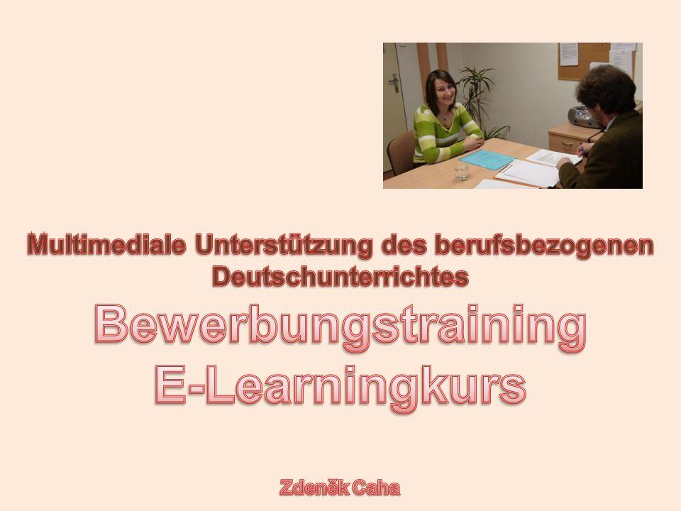 Multimediale Unterstützung des berufsbezogenen Deutschunterrichtes